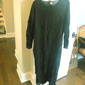 Designer Crinkle Dress